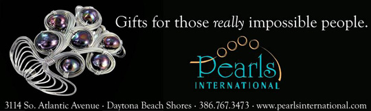 banner for Pearls International web site